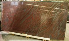 Красный гранит - натуральный камень